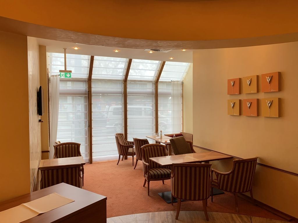 Crowne Plaza Heidelberg Club Lounge