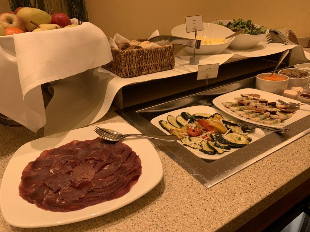 Crowne Plaza Abendessen Lounge