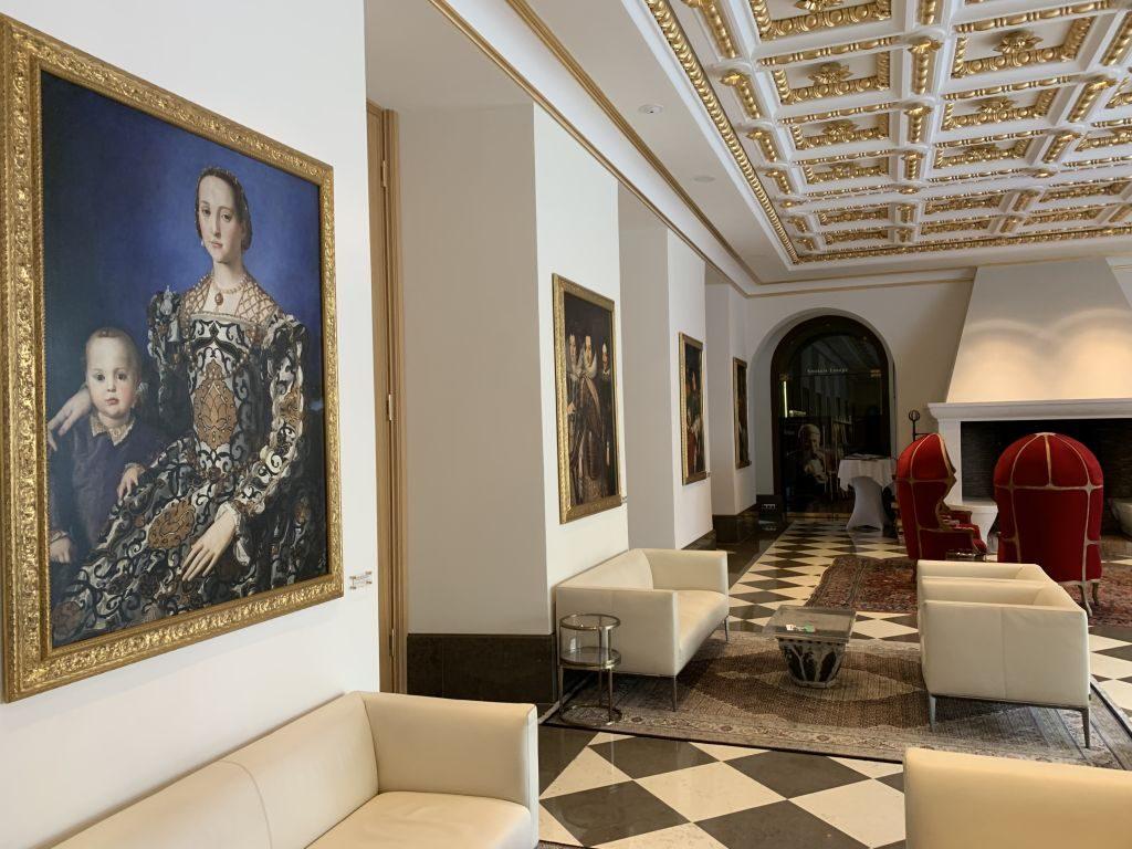Derag Living Hotel de Medici Düsseldorf  Lobby