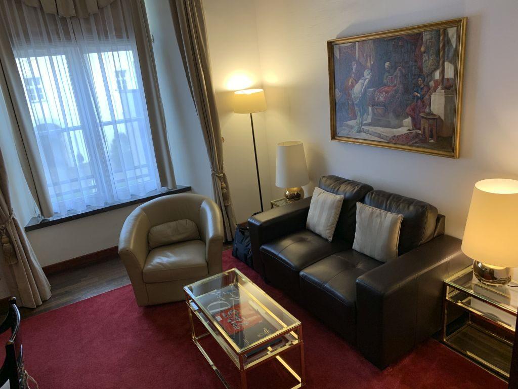 Derag Living Hotel de Medici Düsseldorf  Wohnbereich