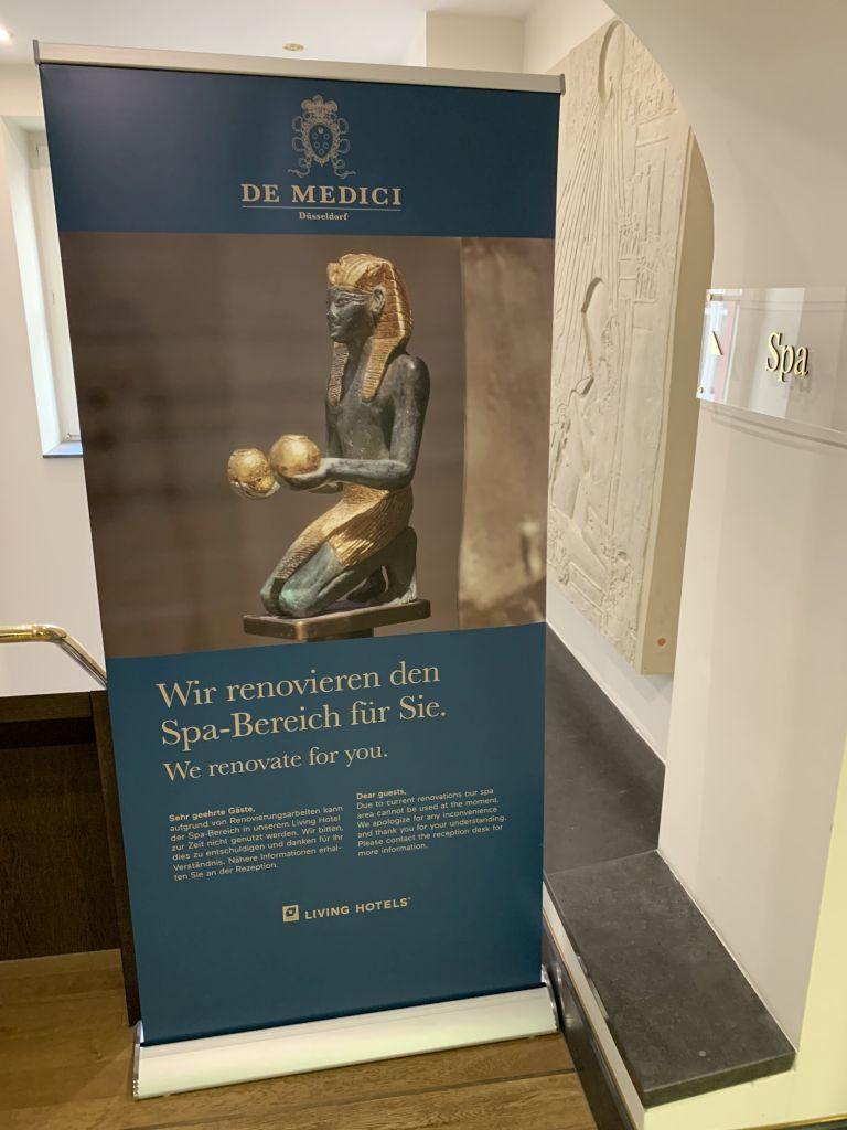 Derag Living Hotel de Medici Düsseldorf Spa