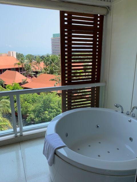 InterContinental Hua Hin Balkon