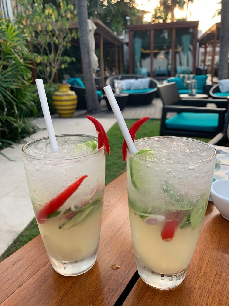 InterContinental Hua Hin Cocktails