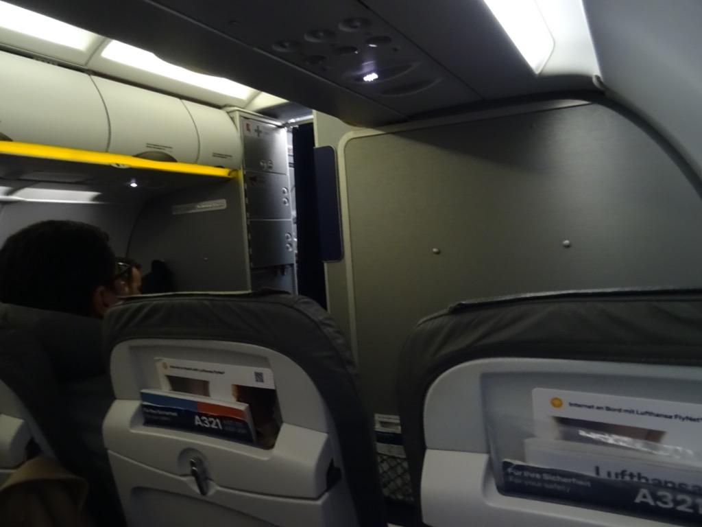 Lufthansa Istanbul Frankfurt