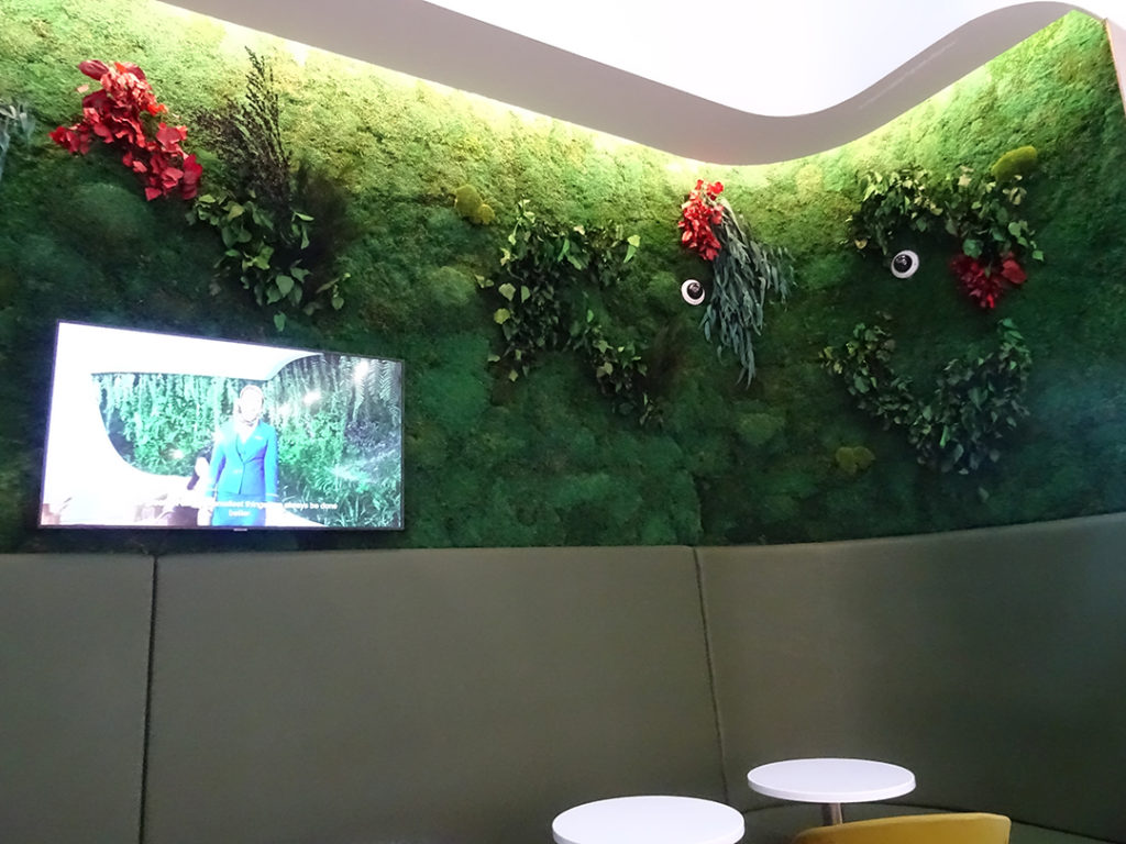 SkyTeam Lounge IST