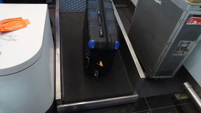 IST | Check-In-Schalter, Gepäckaufgabe