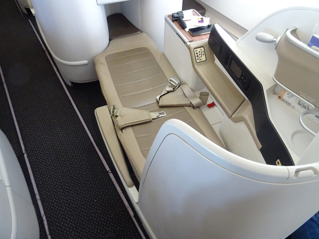 SV256 | Lie-Flat Sitz