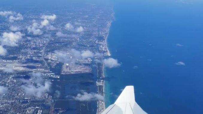 LH | Flug von Frankfurt nach Miami