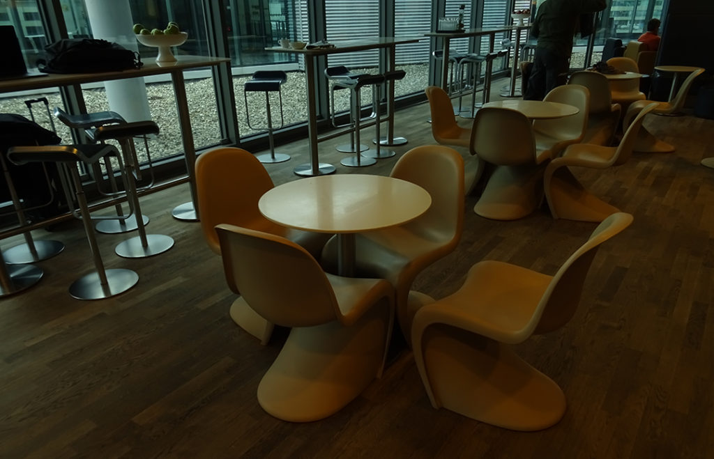 Lufthansa Lounge B23