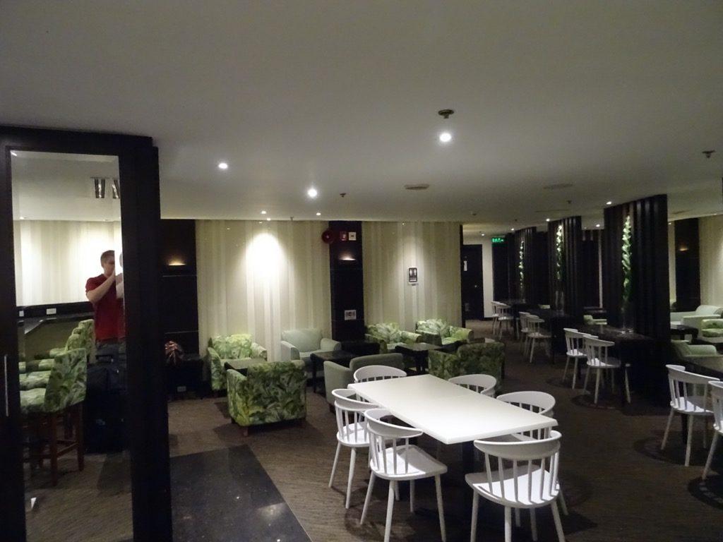 Manila Cloub Lounge Terminal 1