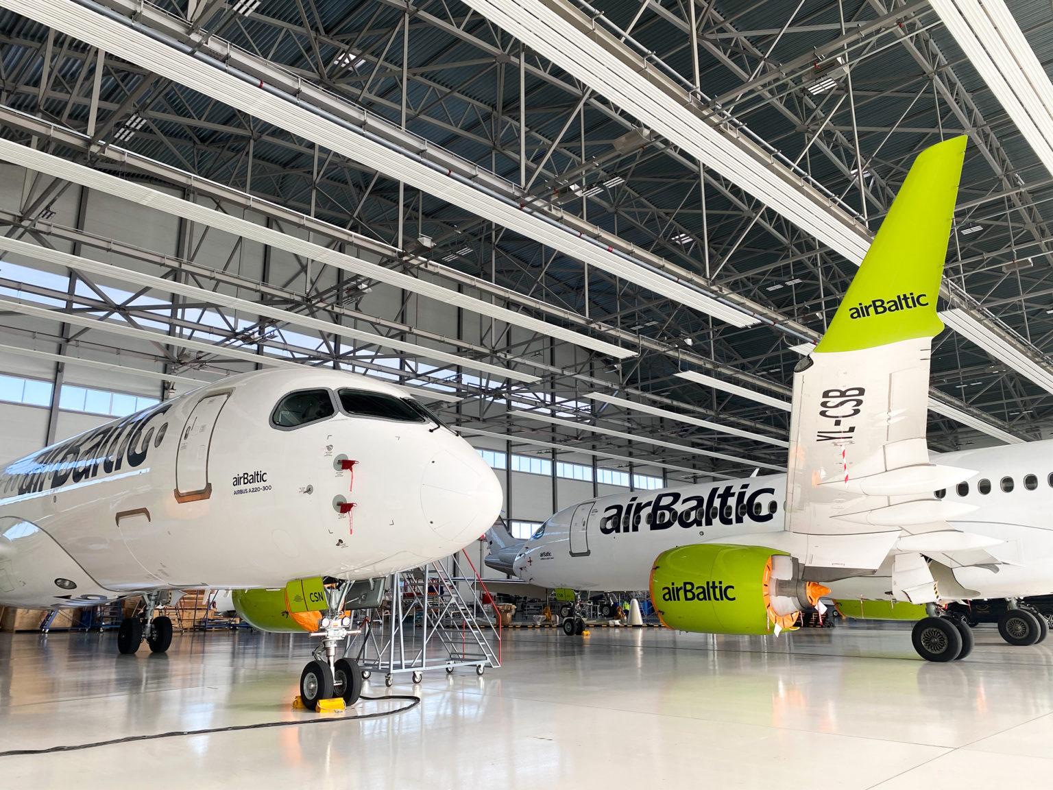 Foto: airBaltic