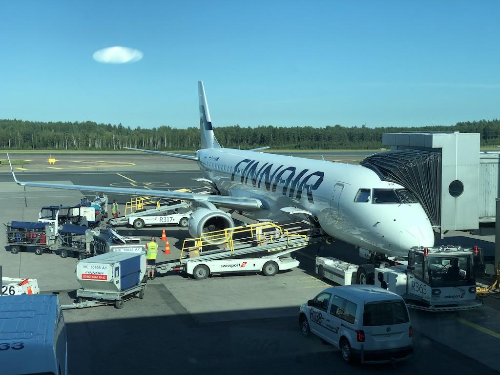Flüge Helsinki Frankfurt