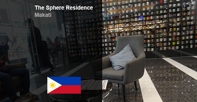The Sphere Serviced Residences | Lobby