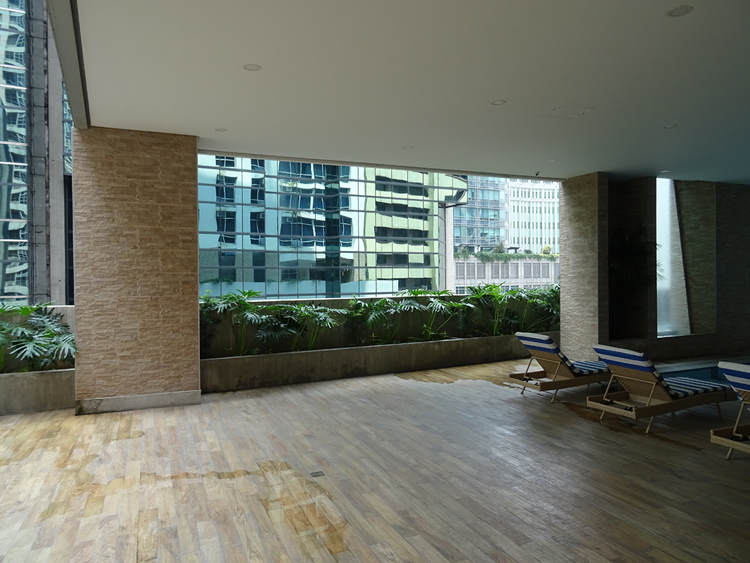 Pool - The Sphere Serviced Residences   Makati, Philippinen