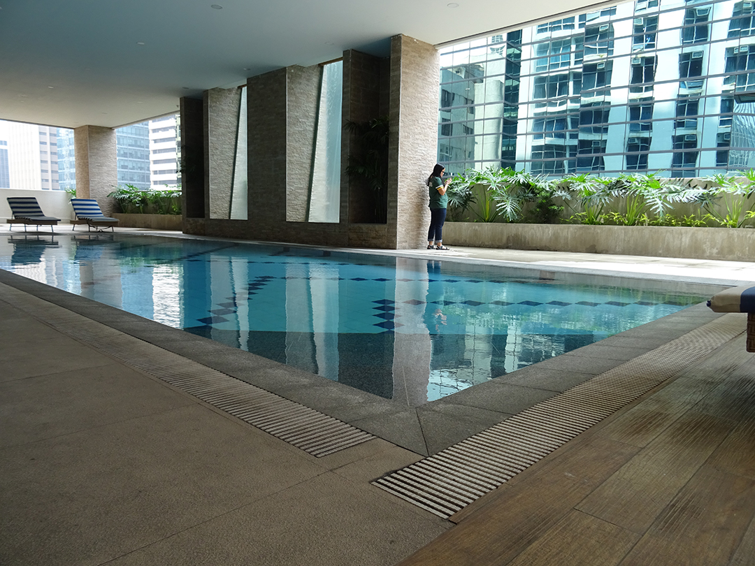 Pool - The Sphere Serviced Residences | Makati, Philippinen