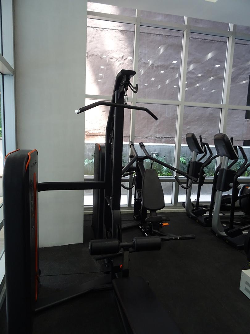 Fitness-Center - The Sphere Serviced Residences   Makati, Philippinen