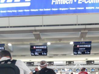 Manila Airport, Terminal 3 | Check-In