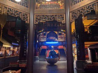 Hotel Ling Bao - Eingangsbereich